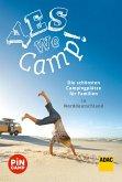 Yes we camp! Die schönsten Campingplätze für Familien in Norddeutschland (eBook, ePUB)