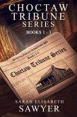 Choctaw Tribune Series: Books 1 - 3 (eBook, ePUB)