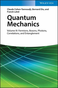 Quantum Mechanics (eBook, PDF) - Cohen-Tannoudji, Claude; Diu, Bernard; Laloe, Frank