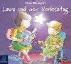 Laura und der Vorlesetag, Audio-CD