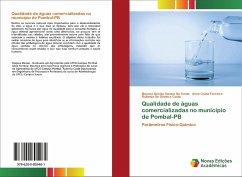 Qualidade de águas comercializadas no município de Pombal-PB