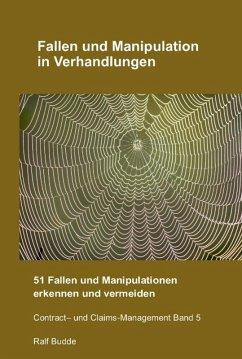Fallen und Manipulation in Verhandlungen (eBook, ePUB) - Budde, Ralf
