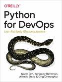 Python for DevOps (eBook, ePUB)