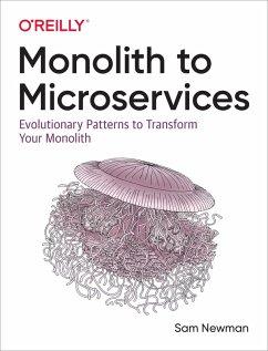 Monolith to Microservices (eBook, ePUB) - Newman, Sam