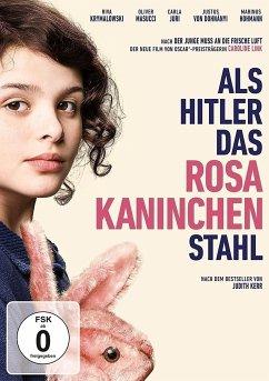 Als Hitler das rosa Kaninchen stahl - Riva Krymalowski,Oliver Masucci,Carla Juri
