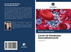 Covid-19-Pandemie: Gesundheitsrecht - Núñez Novo, Benigno