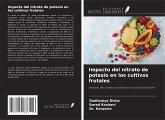 Impacto del nitrato de potasio en los cultivos frutales