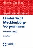 Landesrecht Mecklenburg-Vorpommern