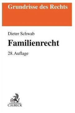 Familienrecht - Schwab, Dieter