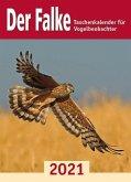 Der Falke-Taschenkalender für Vogelbeobachter 2021