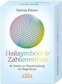 Heilsymbole & Zahlenreihen: 44 Karten zur Plejadenheilung mit Begleitbuch