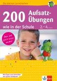 Klett 200 Aufsatz-Übungen wie in der Schule (eBook, PDF)