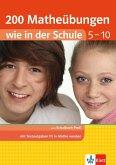 Klett 200 Matheübungen wie in der Schule Text- und Sachaufgaben Klasse 5 - 10 (eBook, PDF)