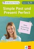 Klett 10-Minuten-Training Englisch Grammatik Simple Past und Present Perfect 6./7. Klasse (eBook, PDF)