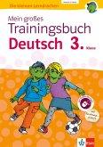 Klett Mein großes Trainingsbuch Deutsch 3. Klasse (eBook, PDF)