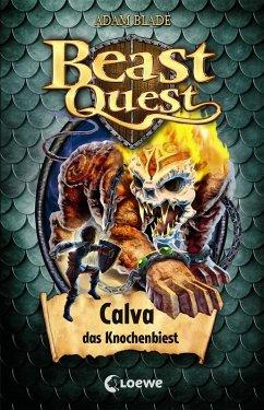 Beast Quest 60 - Calva, das Knochenbiest (eBook, ePUB) - Blade, Adam