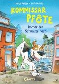 Immer der Schnauze nach / Kommissar Pfote Bd.1 (eBook, ePUB)