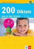 Klett 200 Diktate wie in der Schule (eBook, PDF)