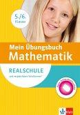 Klett Mein Übungsbuch Mathematik 5./6. Klasse (eBook, PDF)