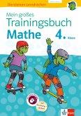 Klett Mein großes Trainingsbuch Mathematik 4. Klasse (eBook, PDF)
