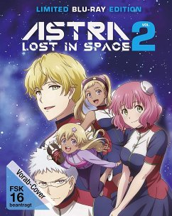 Astra Lost in Space Vol. 2 Limited Edition