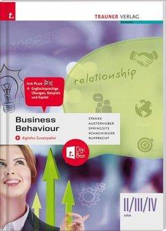 Business Behaviour II/III/IV HAK + digitales Zusatzpaket - Business Behaviour II/III/IV HAK + digitales Zusatzpaket
