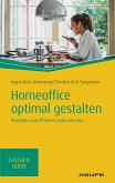 Homeoffice optimal gestalten (eBook, PDF)
