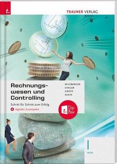 Rechnungswesen und Controlling I HLW + digitales Zusatzpaket - Wiltberger, Eva;Singer, Doris;Grote, Christian