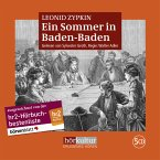 Ein Sommer in Baden-Baden, 5 Audio-CD
