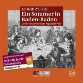 Ein Sommer in Baden-Baden, 5 Audio-CD