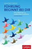 Führung beginnt bei dir (eBook, PDF)