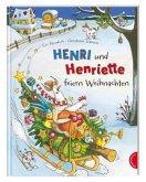 Henri und Henriette: Henri und Henriette feiern Weihnachten (Mängelexemplar)