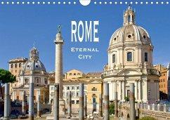 Rome - Eternal City (Wall Calendar 2021 DIN A4 Landscape)