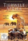 Tierwelt Afrika - Raubtiere der Serengeti