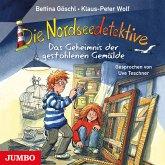 Die Nordseedetektive. Das Geheimnis der gestohlenen Gemälde (MP3-Download)
