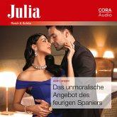 Das unmoralische Angebot des feurigen Spaniers (Julia 2442) (MP3-Download)