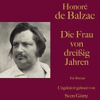 Honoré de Balzac: Die Frau von dreißig Jahren (MP3-Download)