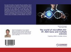The world of microRNA-202-3P, ADA Gene and multiple sclerosis