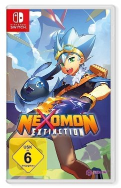 Nexomon Extinction (Nintendo Switch)