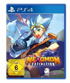 Nexomon Extinction (PlayStation 4)