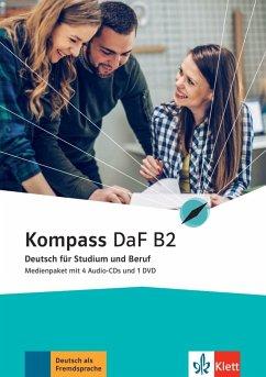 Kompass DaF B2 - Braun, Birgit;Fügert, Nadja;Jin, Friederike