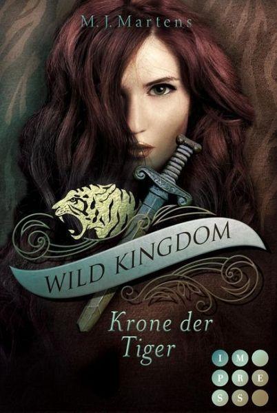 Buch-Reihe Wild Kingdom