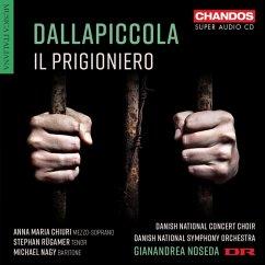 Il Prigioniero (Der Gefangene) - Chiuri/Rügamer/Nagy/Noseda/Danish National So & Co