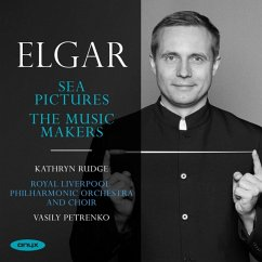 Sea Pictures Op.37/The Music Makers Op.69 - Petrenko/Rudge/Royal Liverpool Po & Choir