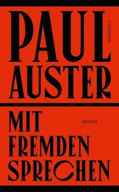 Mit Fremden sprechen (eBook, ePUB) - Auster, Paul