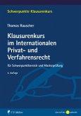 Klausurenkurs im Internationalen Privat- und Verfahrensrecht (eBook, ePUB)