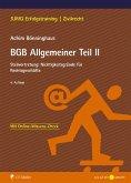 BGB Allgemeiner Teil II (eBook, ePUB)