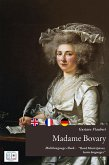 Madame Bovary (English + French + German Interactive Version) (eBook, ePUB)