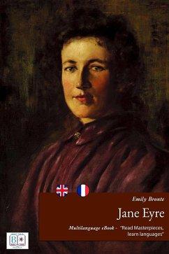 Jane Eyre - (English + French Interactive Version) (eBook, ePUB) - Brontë, Charlotte; Tadayoshi, Yamada