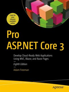 Pro ASP.NET Core 3 (eBook, PDF) - Freeman, Adam